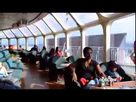 Las impresionantes instalaciones del nuevo ferry Virgen del Valle II (+fotos)