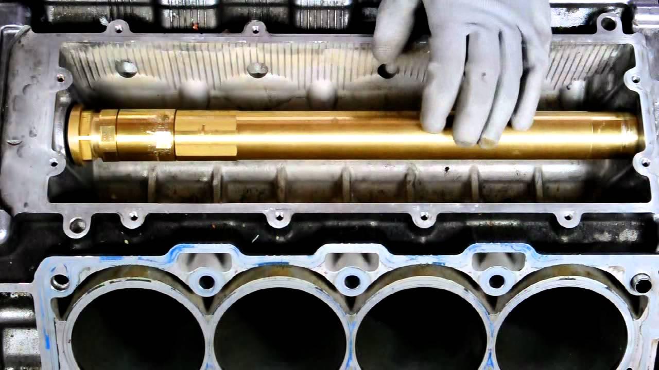Bmw N62 Engine E60 E61 E63 E65 E66 Cooling Pipe Leak