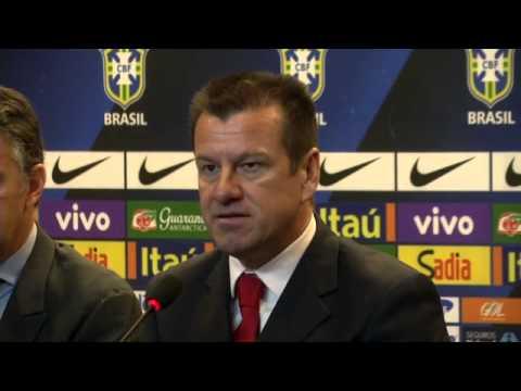 brazil appoint captain Dunga