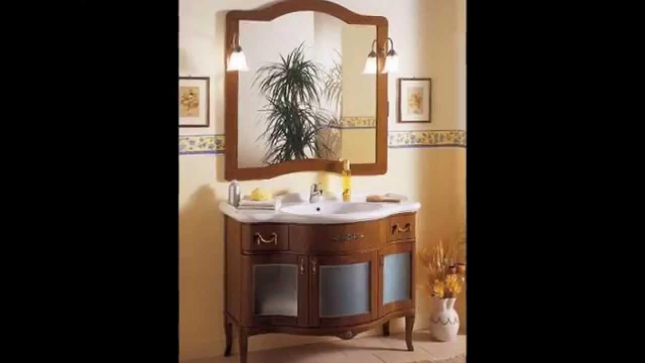 Bagno italia mobili da bagno in arte povera a prezzi di for Expo arredo bagno roma