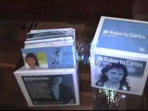 382 músicas do Roberto Carlos ( coleção completa)