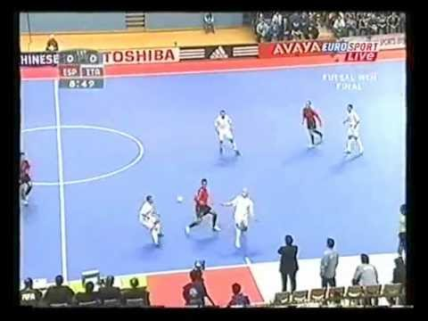 FIFA Futsal World Cup 2004 - Spain vs Italy 1/2