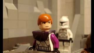 Lego Star Wars: The Clone Wars: Fight For Anaxes Part 1
