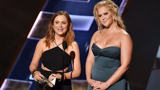 Amy Schumer's Emmy Acceptance Speech