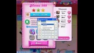 Candy Crush Saga(Google Chrome) Or Et Boosters