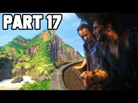 THE PIRATE LORDS!! Uncharted 4 Gameplay Walkthrough Part 17 - Chapter 12 (PS4 1080p HD)