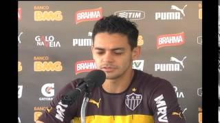 Galo tem a melhor campanha do returno e j� pode se tornar vice-l�der do Brasileir�o