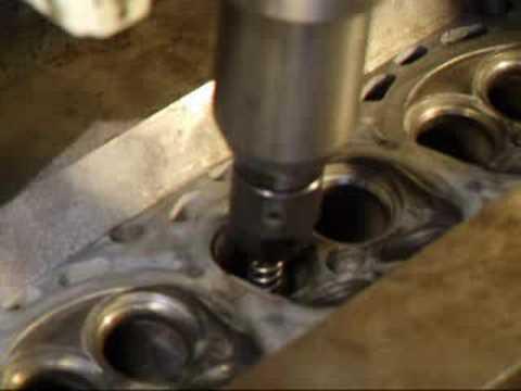 Седла клапанов с лазерным напылением двигателя 1ZZ-FE