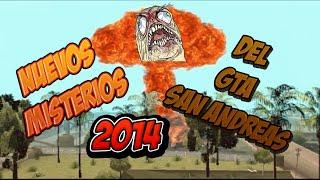PARTE-14 / NUEVOS MISTERIOS DEL GTA SAN ANDREAS LOQUENDO
