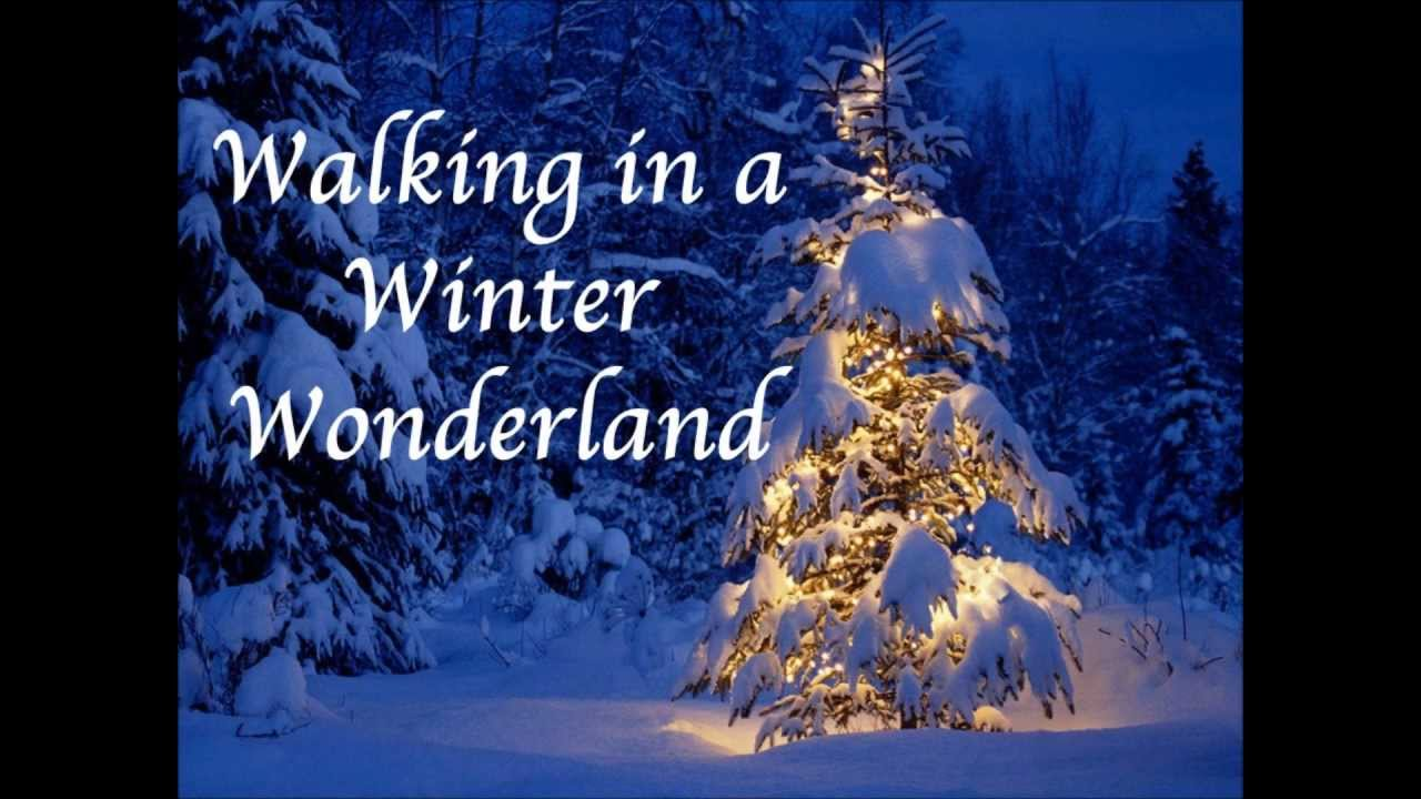 Walking in a winter wonderland quot with lyrics sean totten youtube
