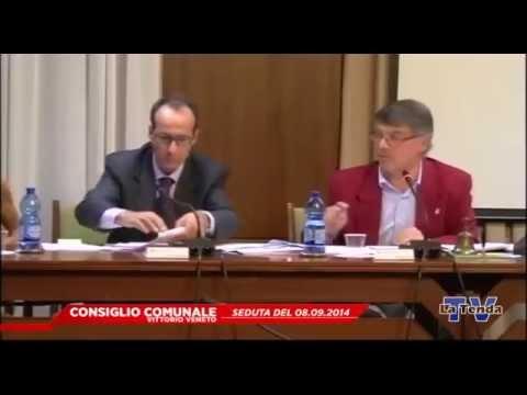 CONSIGLIO COMUNALE VITTORIO VENETO - Seduta del 08.09.2014