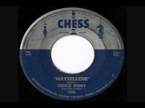 3. Maybellene(Chess single, 1955)