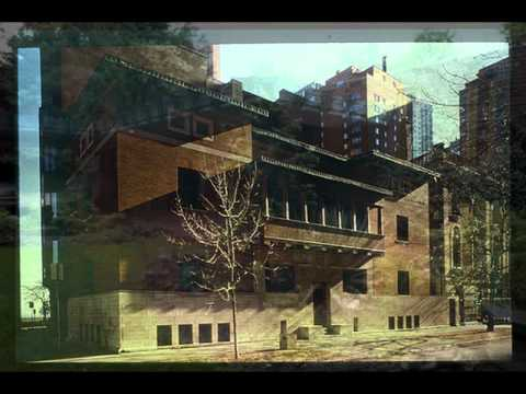 Frank Lloyd Wright - a lesson in architecture