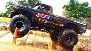 Frame Twister And Mud Pit! Top Truck Challenge 2013