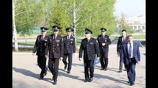 Геннадій Доскевич ознайомився з матеріальною базою ХНУВС