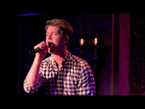 Eric Michael Krop - Carry On (fun.) Backstage at 54 Below
