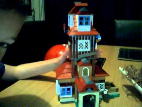 LEGO Harry Potter 4840 The Burrow