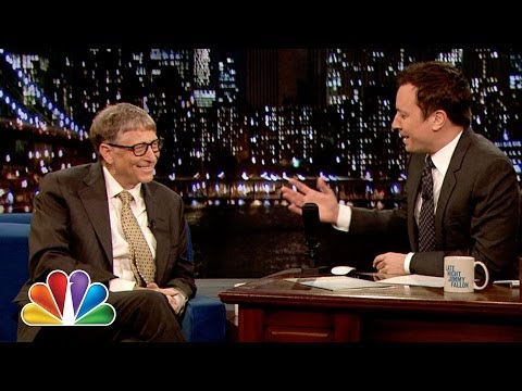 Bill Gates Talks the Next Big Thing