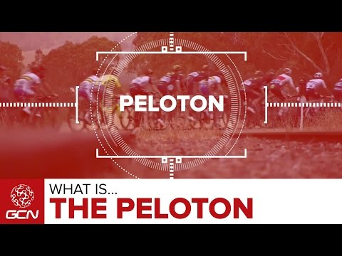 What Is The Peloton? | Road Racing Explained