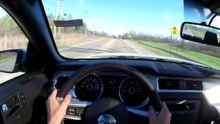 2014 Ford Mustang V6 (Manual) WR TV POV Test Drive