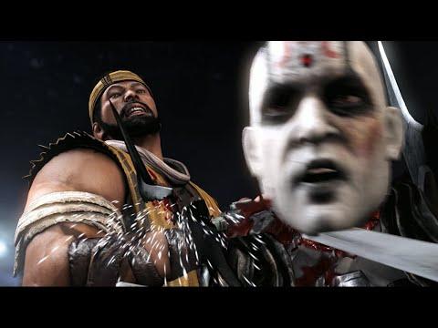 Mortal Kombat X - Scorpion Kills Quan Chi