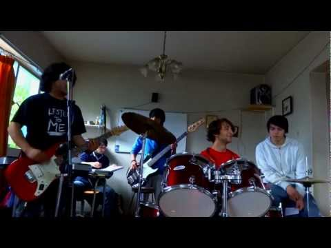 The Ramones - Hey! Ho! Let's Go (Cover)