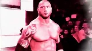 "WWE: Batista 2014 Theme ""Extreme Ways"""