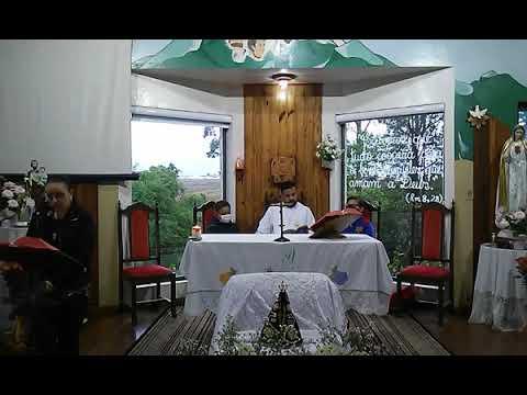 Santa Missa | 04.10.2021 | Segunda-feira | Padre Fernando Silva | ANSPAZ