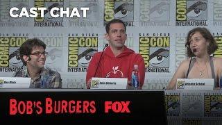 Bob's Burgers at Comic-Con