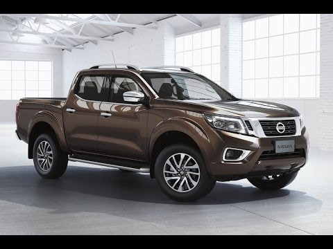 All-New 2015 Nissan Navara Revealed