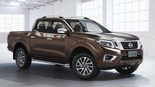 All-New 2015 Nissan Navara Revealed
