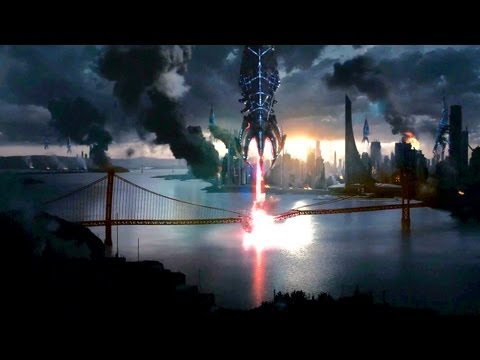 "Mass Effect 3 – ""Live Action"" Fight TV Spot Trailer (2012) 