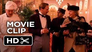 The Grand Budapest Hotel Movie CLIP The New Lobby Boy