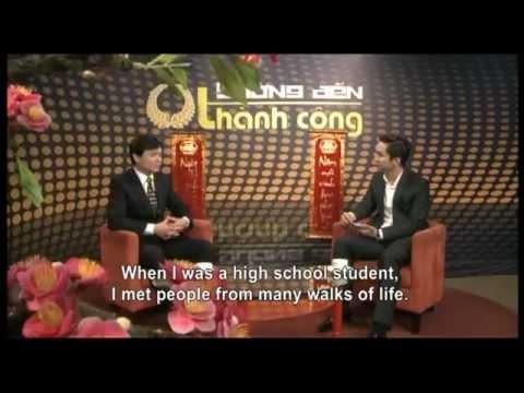 CEO Nguyễn Xuân Phú - Path to Success ( VTC News 2013 ) Part 1