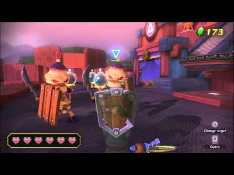 Nintendo Land: Battle Quest - Test/Update video