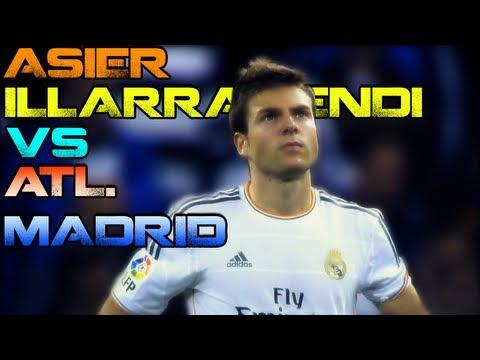 Asier Illarramendi vs Atletico de Madrid ( 28 - 09 - 2013 )