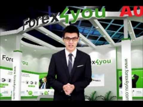 Forex4you at Money Fair 2013 in Shanghai