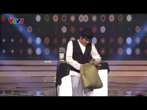 Vietnam's Got Talent 2014 - CHUNG KẾT 1 - MS 6 - Huỳnh Nhu