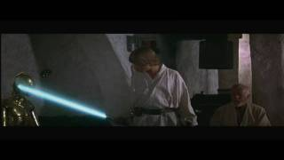Star Wars The Birth Of The Lightsaber Featurette Part 1