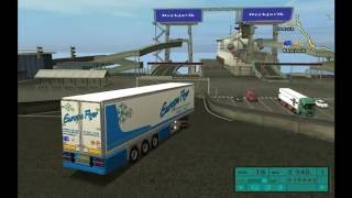 Euro Truck Simulator 1.3 Back To Europe HD 2
