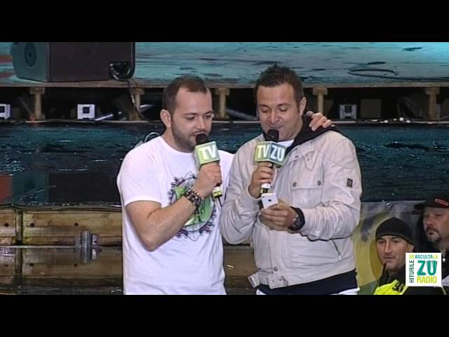 Buzdugan si Morar - Oda Clujului la Forza ZU 2014