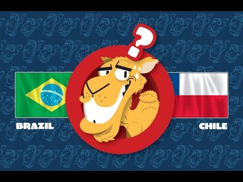 Brazil vs Chile: Shaheen the camel's World Cup prediction of the day