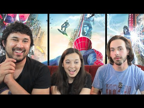 SPOILER REVIEW - THE AMAZING SPIDER-MAN 2!!!