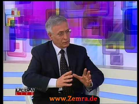 Jakup Krasniqi - 19.10.2012  Debat Live.ne RTK