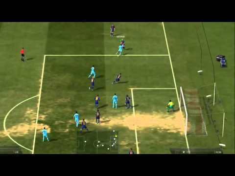 Những pha xử lý kỹ thuật của Neymar trong fifa online3