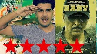 BABY Full Movie Review Akshay Kumar Bollywood 2015