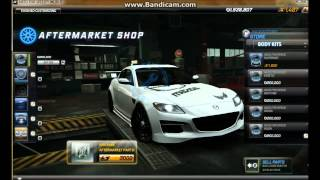 How To Hack Bodykit In NFS World @ Using Cheats Engine