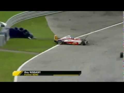 Formula Crash 2011 Adac Formula Masters 2011
