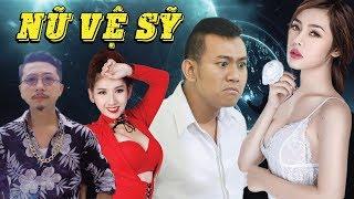 Phim Hài 2018 Nữ Vệ Sỹ - Việt Hương, Thái Vũ FAPtv, Vũ Uyên Nhi, Hứa Minh Đạt, Thanh Tân, Dung Doll