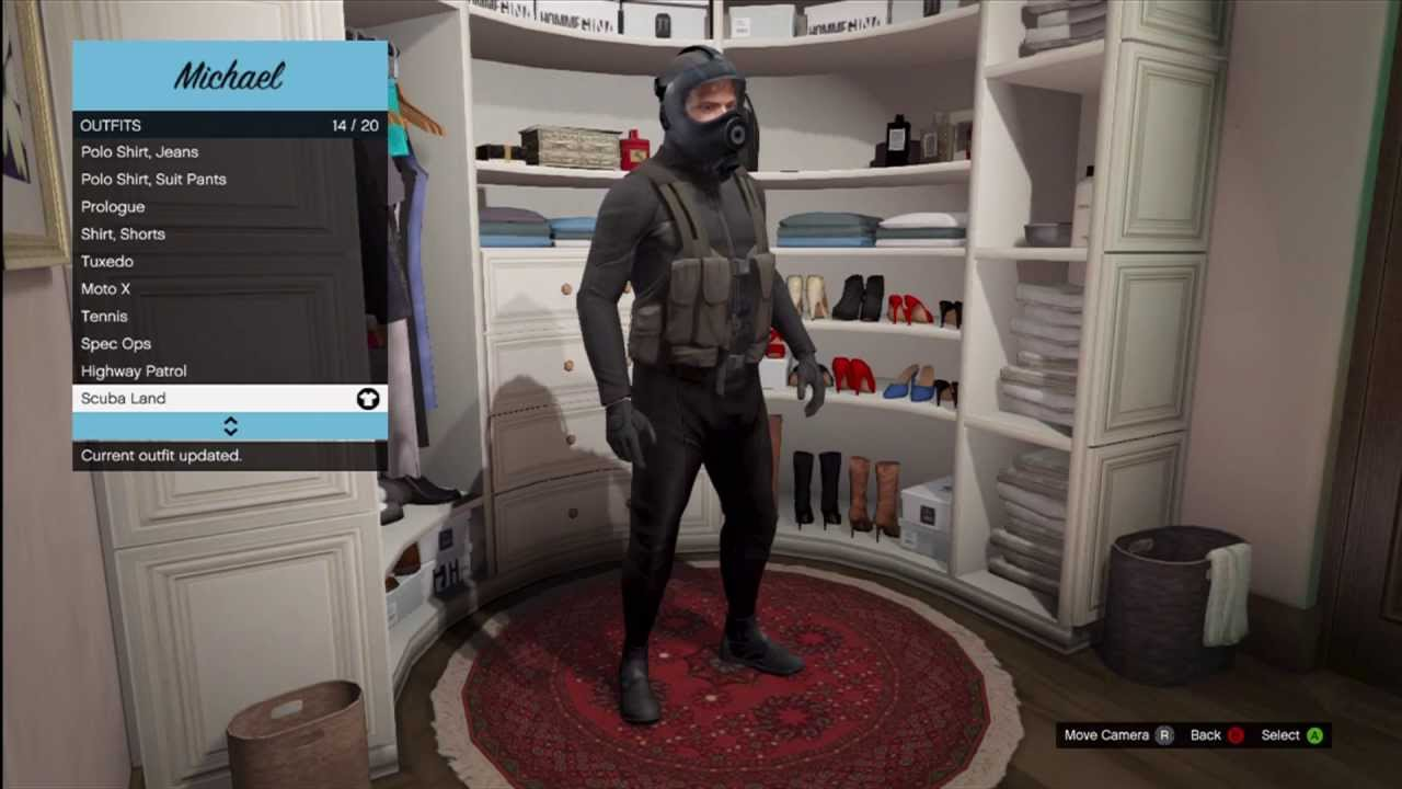 Clothes and customization? - GTA Online - GTAForums